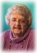 Obituary: MARION B. COX (Nee Csupp)