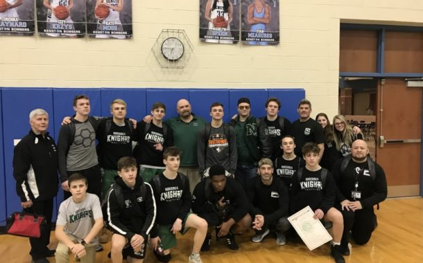 Vic's Corner: Nordonia High School Wrestling Revival!