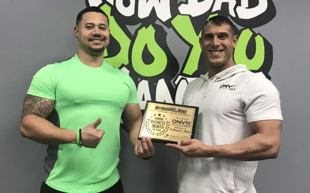 Business of the Month: Onyx Health Club 24/7 - Making the Community Stronger