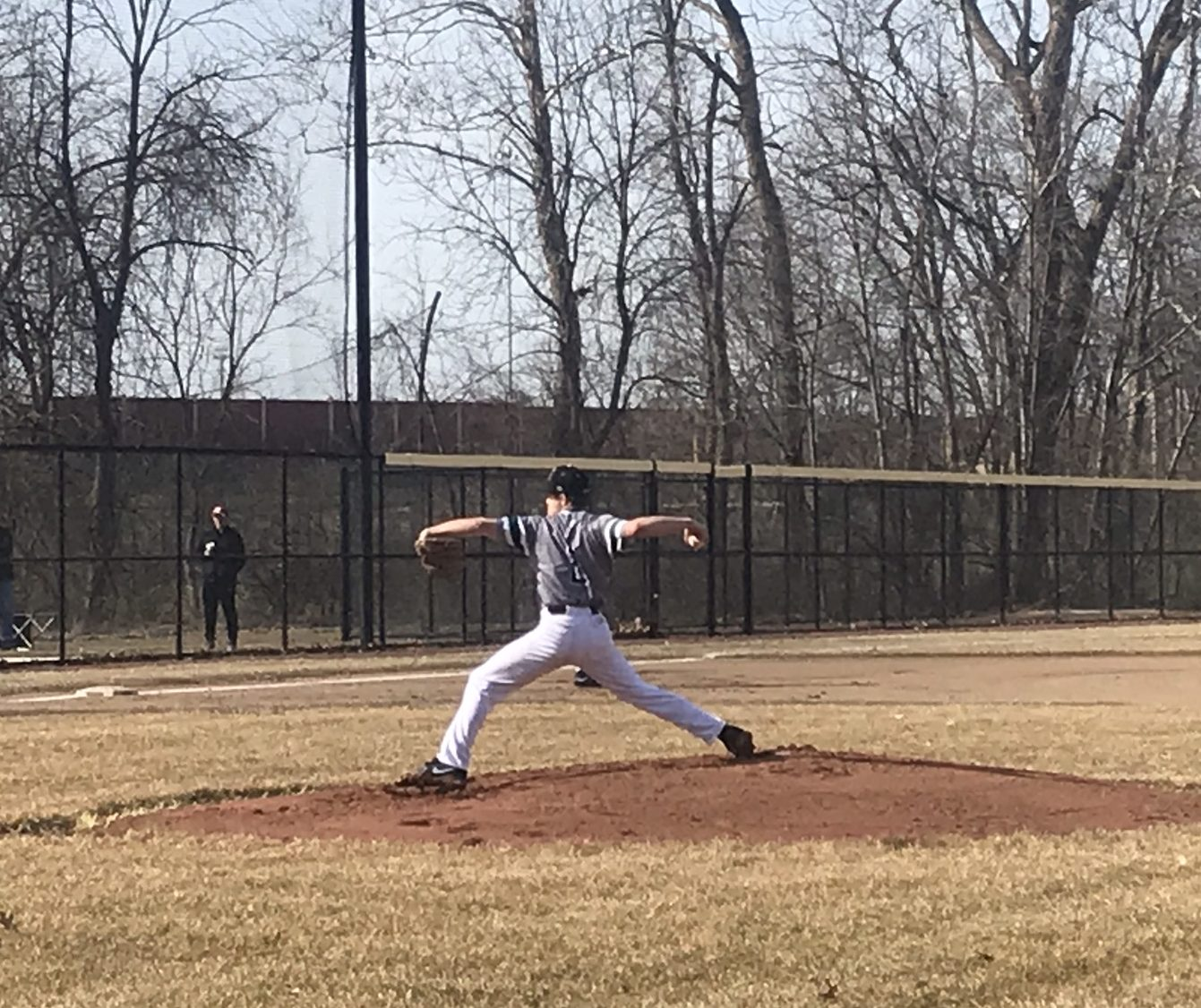Knights Baseball: A rough 6th inning at Wadsworth proves to be the difference in a 2-1 Opening Day setback for the Knights!
