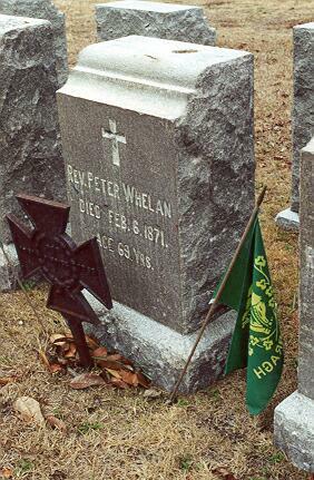 Father Peter Whelan, Confederate Chaplain and the Savannah Irish