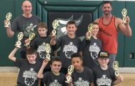 3rd Grade Nordonia Youth Basketball Champions