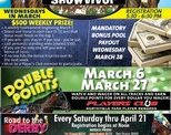 Showvivor Returns this March at Northfield Park!