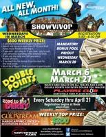 Showvivor Returns this March at Northfield Park!