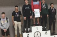 Wrestling Round Up - District Tournament (UPDATE)