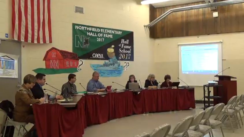 Nordonia BOE Votes to Put Levy on Nov. 2018 Ballot (VIDEO)