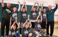 The Nordonia Youth Basketball (NYB) 4th Grade Boys champions!
