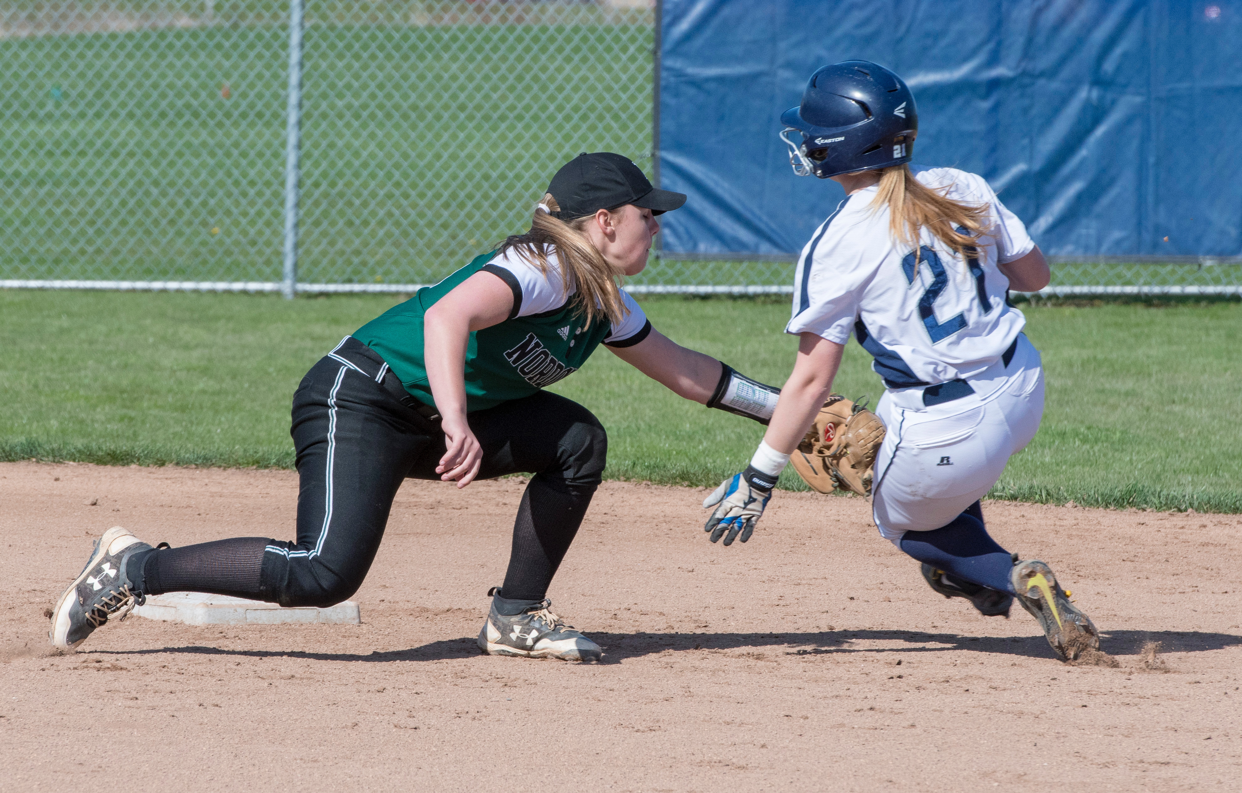Nordonia Softball: Hudson Captures Lead Early To Defeat Nordonia Knights Varsity