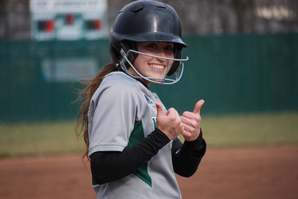 Nordonia Girls Softball: 4-13-18 A six-run fifth inning led Nordonia Knights Varsity to an 11-1 victory  (PHOTO GALLERY)