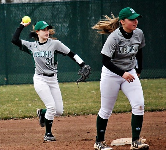 Nordonia Girls Softball: Friday was a long day for Nordonia Knights Varsity, falling to Green 8-1
