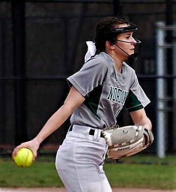Nordonia Girls Softball 4-23-18 Early Lead For Stow-Munroe Falls Seals Fate For Nordonia Knights Varsity (photo gallery)