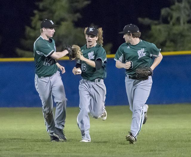 Nordonia Varsity Boys Baseball Update - Hudson and University School Games