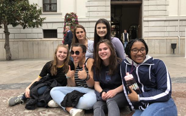 High School Spain Trip 2018 by Amira Alamin