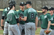 Nordonia Varsity Baseball: Knights fell down early and couldn't recover in a loss to the Bears today