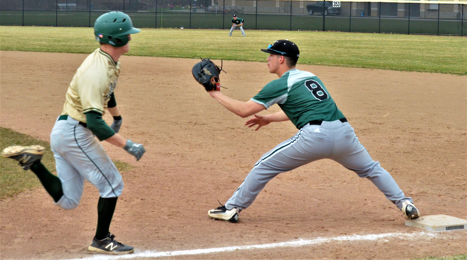 Nordonia Varsity Boys Baseball 4-23-18 Big Win Over St. Vincent St Mary 11-1 (photo gallery)