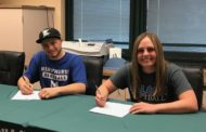 Lexi Maciejowski and Sammy Blazenyak Sign NCAA Letter of Intent (Video and Photos)