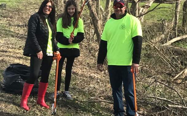Vic's Corner: Macedonia Clean Up Day/Arbor Day Celebration