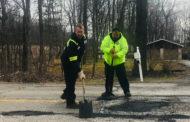 Notify City of Macedonia About Potholes