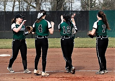 Knights Varsity Softball: Brecksville-Broadview Heights Captures Lead Early To Defeat Nordonia
