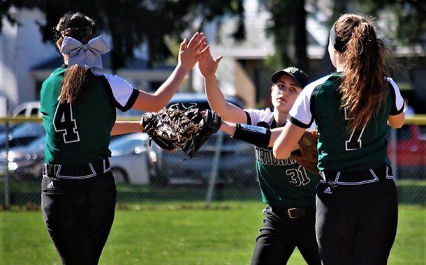 Nordonia Knights Varsity Softball: Hallie Majoros Shuts Out Cuyahoga Falls