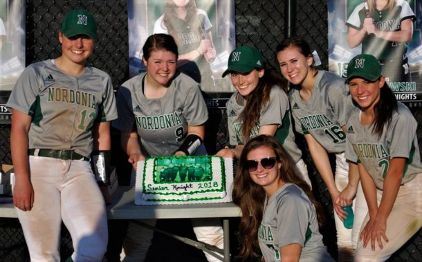 Nordonia Varsity Softball: Dean's Walkoff Gives Nordonia Knights Varsity Victory Over North Royalton