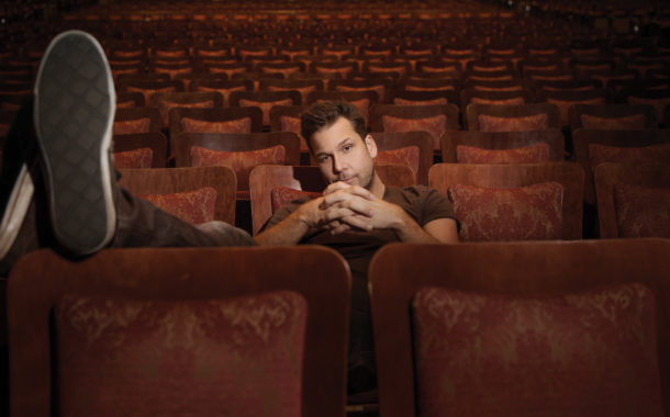 Dane Cook Trades Fear for Winning at Life