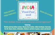 India Food Fair 2018 on July 14th - Macedonia, Ohio