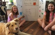 Local Students Art Project/Fundraiser for Humane Society (VIDEO)