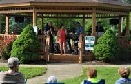 THE KATCH BAND Makes Great Music at Sagamore Hills Park!