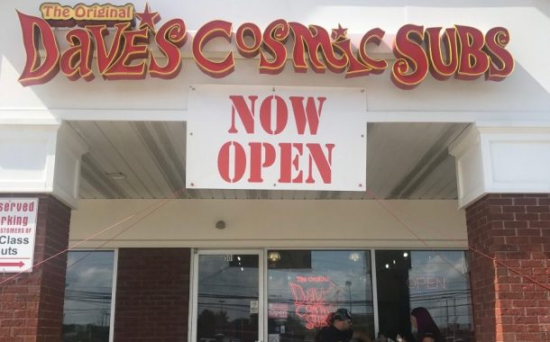 Dave's Cosmic Subs Macedonia Location is Under New Ownership and is HIRING!