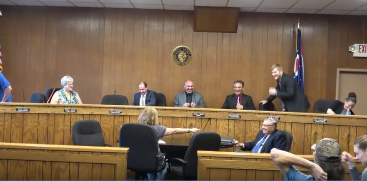 Village of Northfield Council Meeting 6-13-18 (VIDEO)