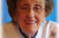 Obituary: JUNE LILLIAN TURNER (nee Kreighbaum)