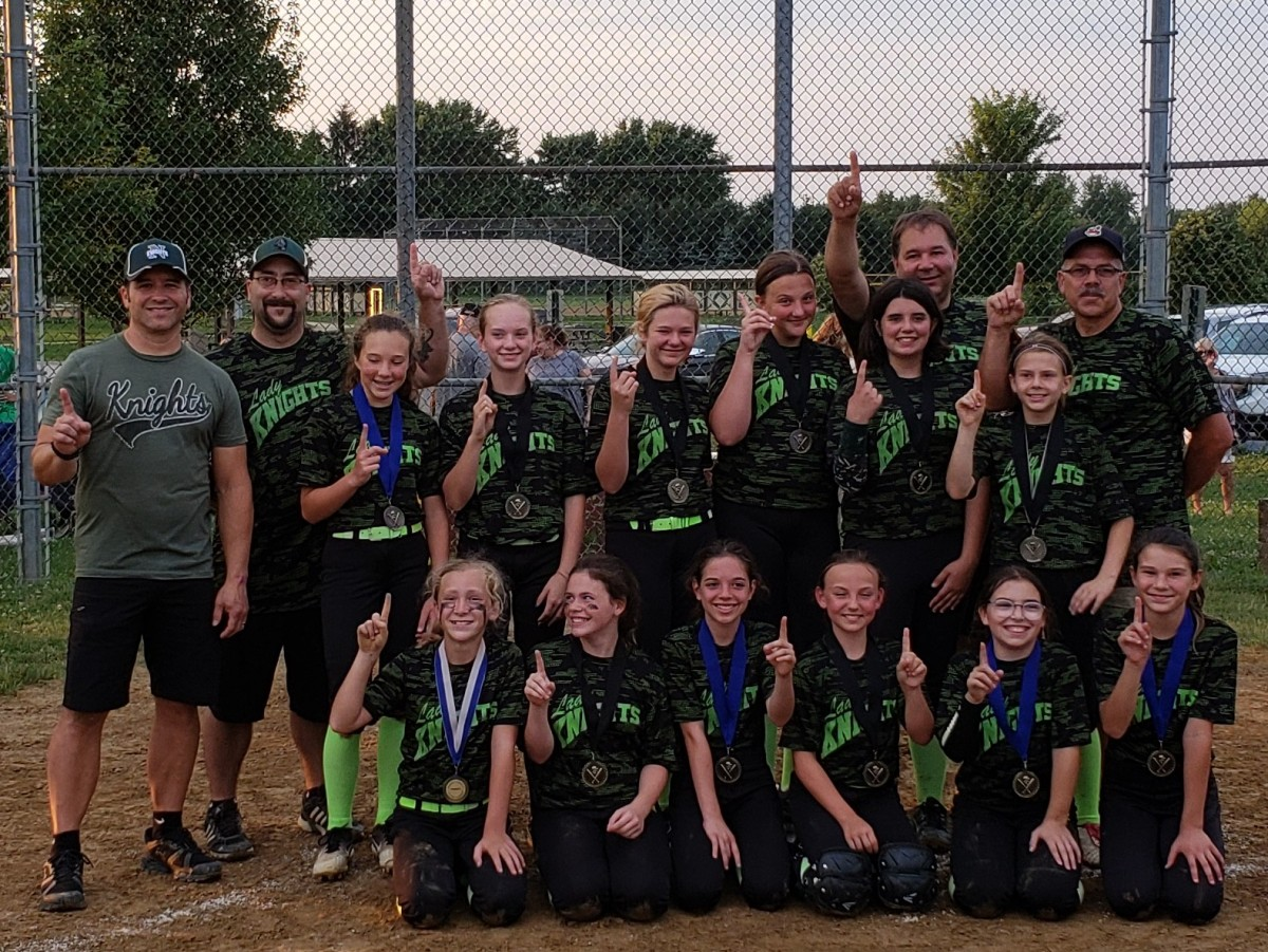 Nordonia Lady Knights 12U Elite Fast Pitch Victory