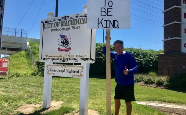 Kindness Bus Tour Stops in Macedonia