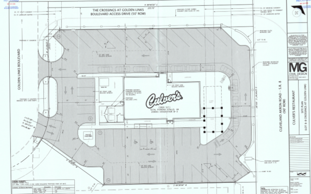 New Business: Culver's and KFC Plans