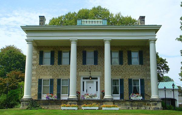 July 7 - Free Family Fun Day at the Perkins Stone Mansion