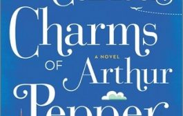 Book Review: The Curious Charms of Arthur Pepper by Phaedra Patrick