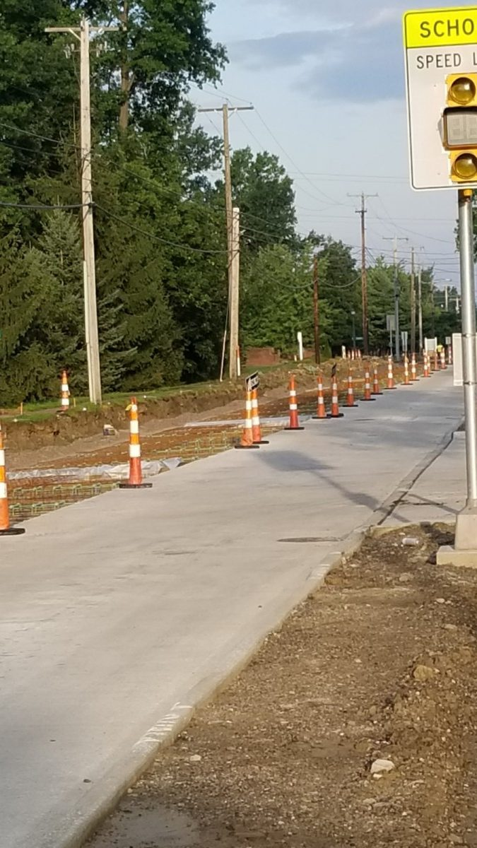 Vic's Corner: Time Frame of the Ledge Rd Project