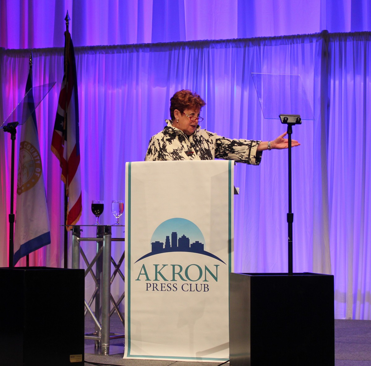 Summit County Executive Ilene Shapiro Delivers State of the County Address