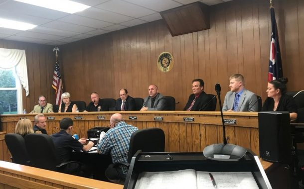 Vic's Corner: Northfield Village Council Meeting 8-22-18 (VIDEO)