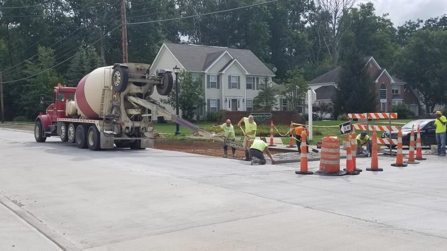 Vic's Corner: Ledge Road Update 9-7-18