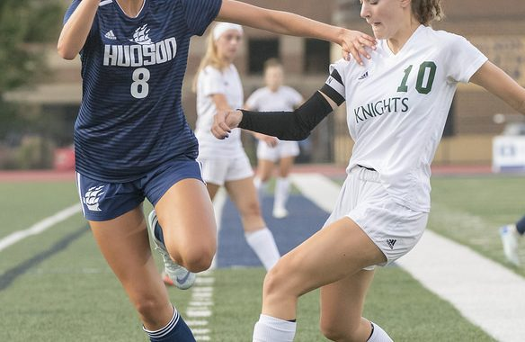 Vic's Corner: Lady Knights soccer team remains undefeated! (Photos)