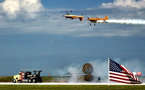NordoniaHills.News contributing photographer Joe Oppedsiano provides some great pictures from the 2018 Air Show (Photo Gallery)