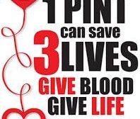 Northfield VFW Post 6768 will be sponsoring quarterly blood drives