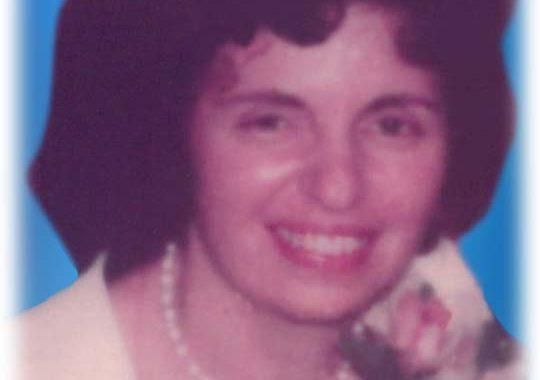 Obituary: ANTOINETTE T. CALAPA (Nee Iannetta)