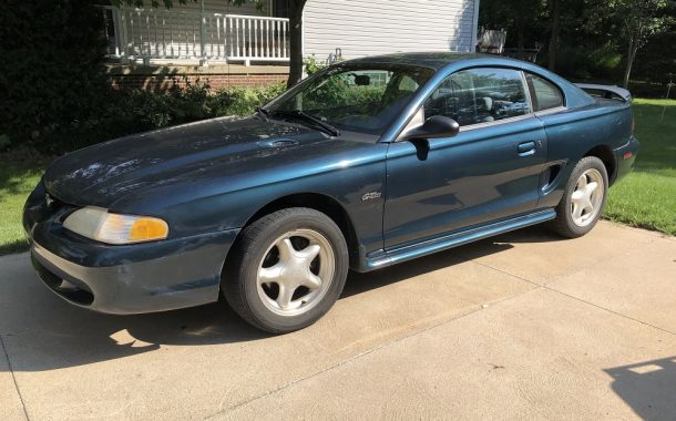 FOR SALE: 1996 Ford Mustang GT