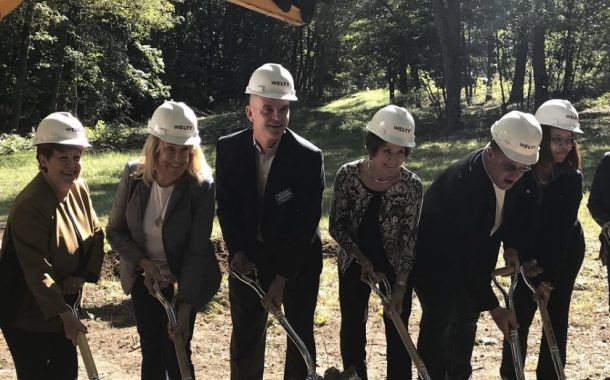 Hope United Breaks Ground on County Donated Land for Relapse Prevention Wellness Center