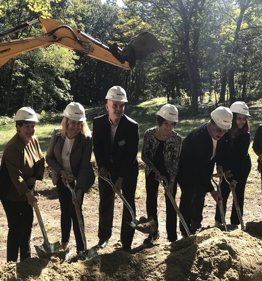 Hope United Breaks Ground on County Donated Land for Relapse Prevention Wellness Center