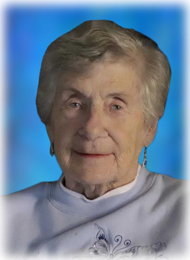 Obituary: CAROLINE M. MORRISON (nee Nowak)