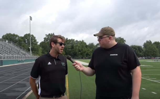 NHS Asst. Track Coach Sean Sanvick Preseason Interview (VIDEO)